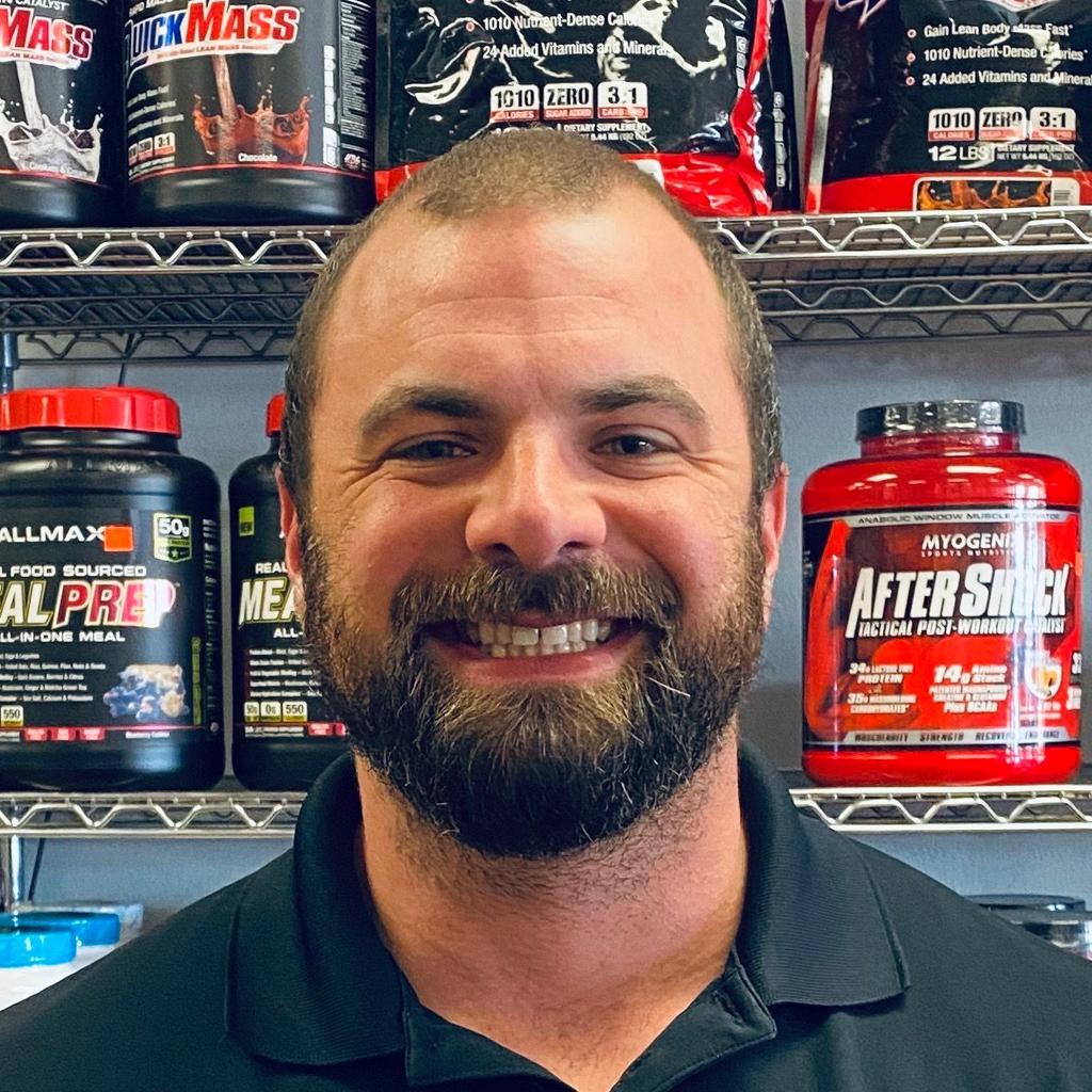 Arkansas Fitness Equipment Fayetteville Store Manger Chance