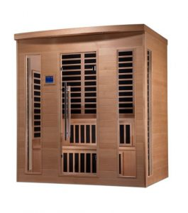 Arkansas Fitness Equipment Large Sauna