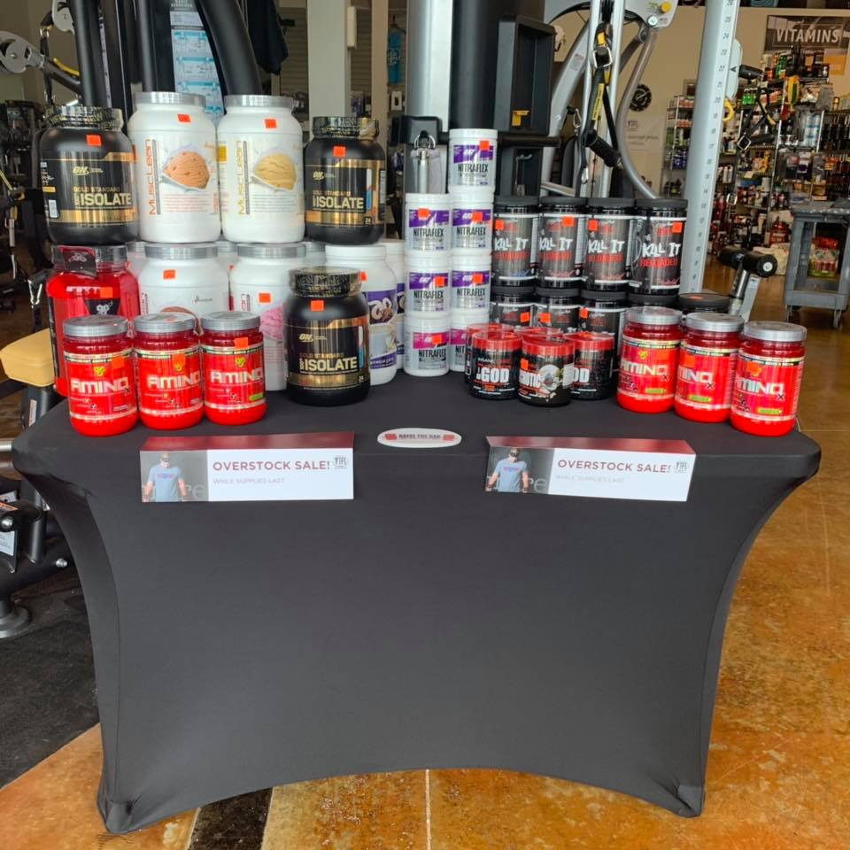 Arkansas Fitness Equipment Supplements 2